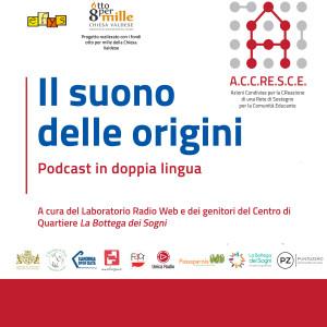 Il suono delle origini. Serie di podcast dedicati alla lingua madre