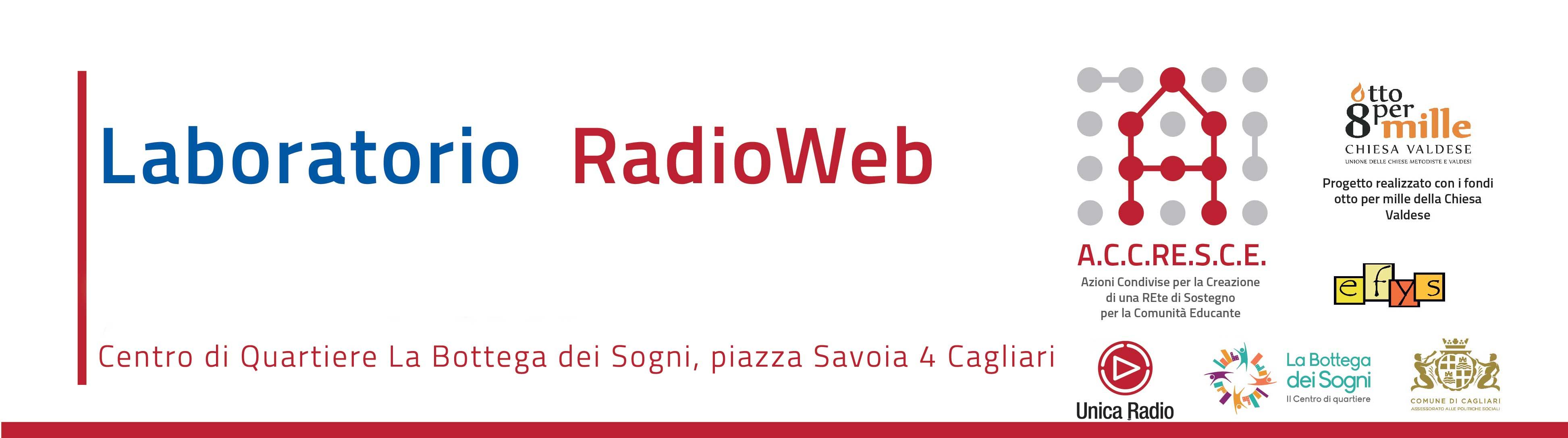 Radio web /Progetto ACCRESCE