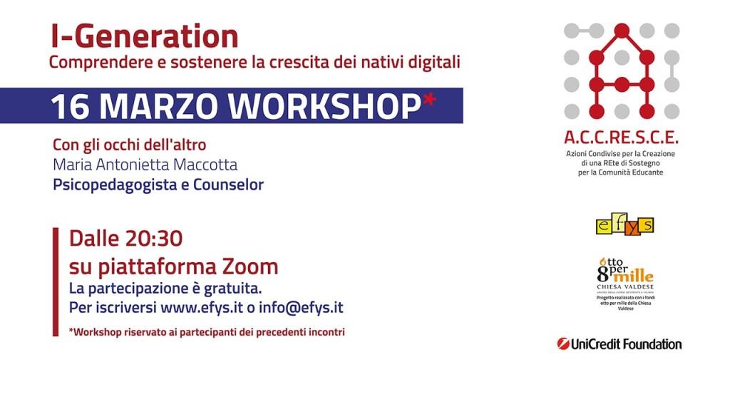 Banner 16 marzo-Seminari-I-Generation_Progetto-ACCRESCE